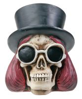 Skully Wonka Skeleton Figurine