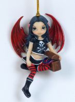 Jasmine Becket Griffith Pirate Fairy Ornament