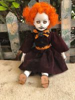 OOAK Halloween Twisty Clown Creepy Horror Doll Art by Christie Creepydolls
