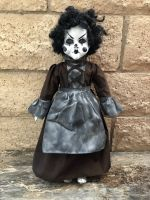 OOAK Saw Witch Creepy Horror Doll Art by Christie Creepydolls