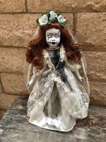 OOAK Stitches Bride Creepy Horror Doll Art by Christie Creepydolls