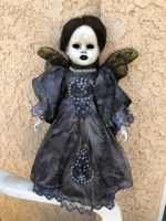 OOAK Angel of Death Creepy Horror Doll Art by Christie Creepydolls