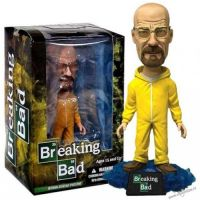 Breaking Bad Heisenberg Walter White Bobblehead *DAMAGED BOX*