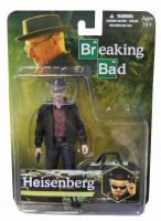 "Breaking Bad Heisenberg 6"" figurine *DAMAGED BOX*"
