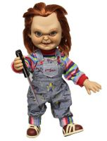 "Mezco Child's Play Talking Chucky ""Good Guy"" Mega Scale 15 inch"