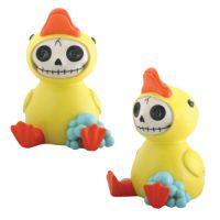 Bob Duck Furry Bones Skellies Figurine
