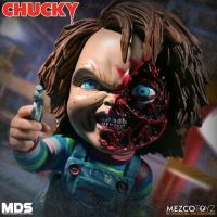 "Mezco Designer Series Deluxe Chucky 6"" Child's Play Action Figure"