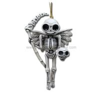 Reaperman Skelly Skeleton Ornament