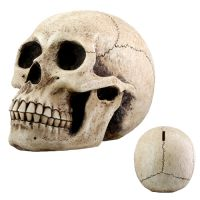 Large Skull Money Bank