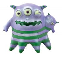 Underbedz Gallabah Budding Monster Figurine