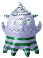 Underbedz Gallabah w Foil Hat Monster Figurine