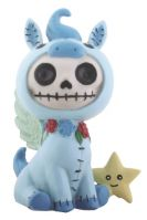 Pegs Pegasus Furry Bones Skellies Figurine