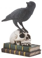 Quoth The Raven Figurine