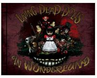 Living Dead Dolls In Wonderland Book