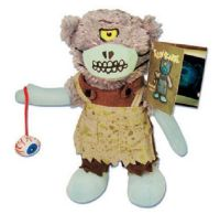 Teddy Scares Abnormal Cyrus Surgeon Plush Bear