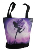 Seeking Serenity Fairy Hand Bag Tote