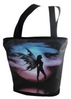 Twilight to Starlight Fairy Hand Bag Tote