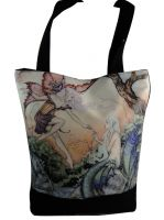 The Introduction Fairy Mermaid Hand Bag Tote