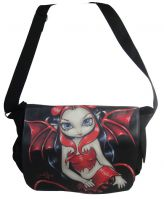 Devilish Fairy Messenger Bag