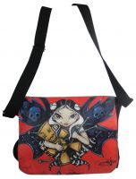 Voodoo Fairy Messenger Bag