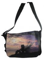 The Dreamer Fairy Messenger Bag