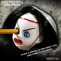 Living Dead Doll Bride of Valentine Pencil Sharpener