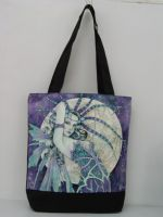 Blue Moon Fairy Hand Bag Tote