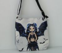 Bat Wings Fairy Shoulder Bag Purse