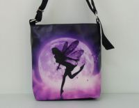 Seeking Serenity Fairy Shoulder Bag Purse