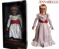 Annabelle Doll Replica The Conjuring 18 Inch by Mezco *SLIGHTLY DENTED BOX*