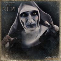 Mezco Designer Series The Nun Valak Roto Plush Doll 18 inch Mega