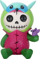 Humphrey Hummingbird Furry Bones Skellies Figurine