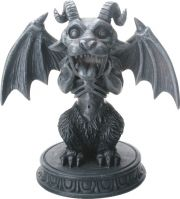 Screaming Gargoyle Figurine