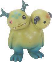 Underbedz Cid and Chad Monster Figurine
