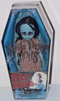 Living Dead Dolls Series 14 Allison Crux *EXTREMELY DENTED BOX*