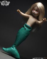 Living Dead Dolls Series 30 Freakshow Sideshow FeeJee Mermaid