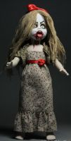 Living Dead Dolls Series 30 Freakshow Sideshow Lucy The Geek