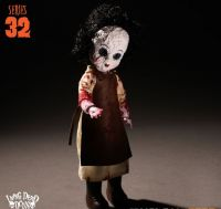 "Living Dead Dolls Series 32 Halloween ""Butcher Boop"" The Skeletal Butcher"