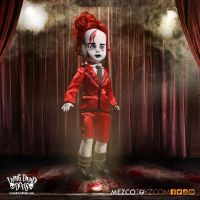 "Living Dead Dolls Series 33 Moulin Morgue ""Carrotte Morts"""