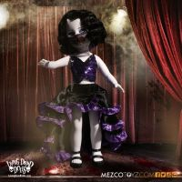 "Living Dead Dolls Series 33 Moulin Morgue ""Ella Von Terra"""