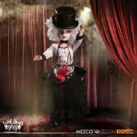 "Living Dead Dolls Series 33 Moulin Morgue ""Madame La Mort"""