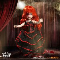 "Living Dead Dolls Series 33 Moulin Morgue ""Larmes De Sang"""
