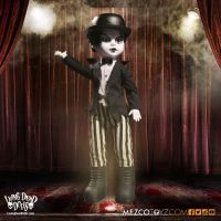 "Living Dead Dolls Series 33 Moulin Morgue ""Maitre Des Morts"""