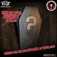 Living Dead Dolls Series 35 20th Anniversary Series MYSTERY DOLL