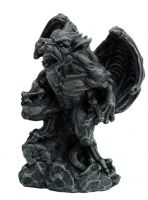 Fighting Gargoyle Warrior Figurine
