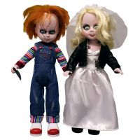 Living Dead Dolls Presents Chucky and Tiffany