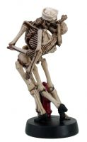 Love Never Dies Skeletons Kiss Large Figurine