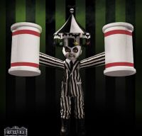 Mezco Presents Showtime Beetlejuice