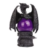 Guardian Dragon Purple Sandstorm Ball