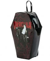 Universal Monsters Gothic Dracula PVC Coffin Backpack by Rock Rebel